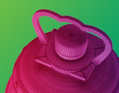 Предметная 3D-визуализация.