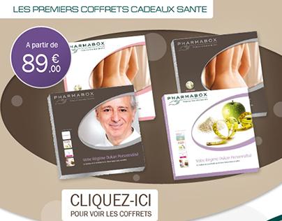 Promotional web marketing