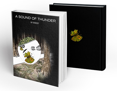 A Sound Of Thunder Book Cover