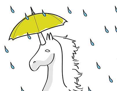 Umbrella for Unicorns