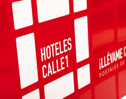 Desarrollo de la marca Hoteles Calle 1