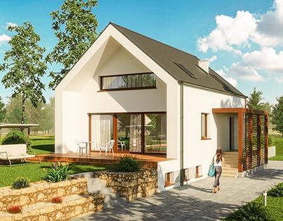 06.2019 House Arch-viz