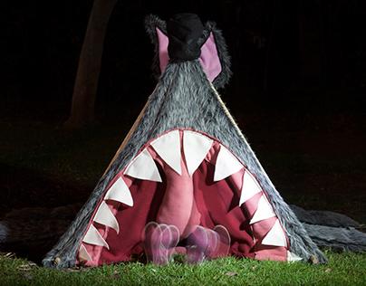 Big Bad Wolf's Inside Story