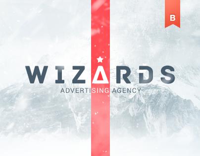 Wizards Agency - Branding & www
