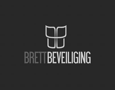 Brett Beveiliging : Logo Concept