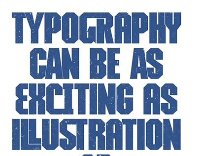 Maquina - Typography - Tipografía