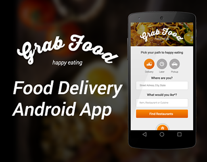 Image result for grab food app