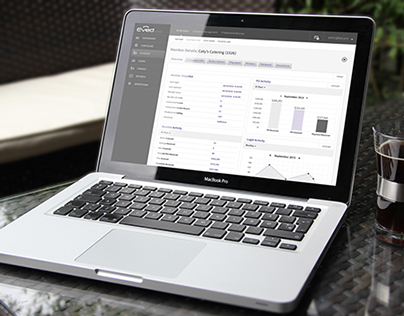 UX Design for backoffice admin app