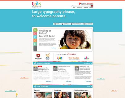 ECDA Homepage