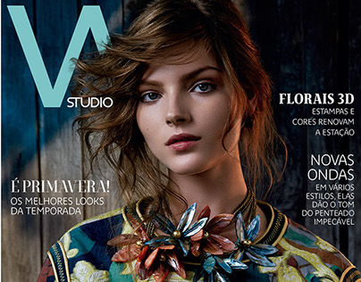 Studio W (cover) - Oct issue