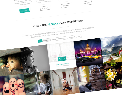 Craft - Multipurpose PSD & WP Template