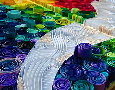 Perception - Paper Quilling