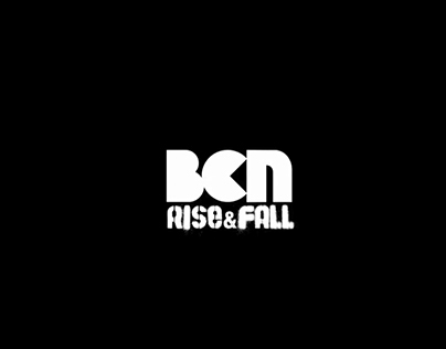 BCN Rise & Fall Street Art Documentary- Title Sequence