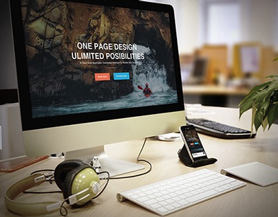 Volter Art Studio | Responsive One Page HTML5 & CSS3
