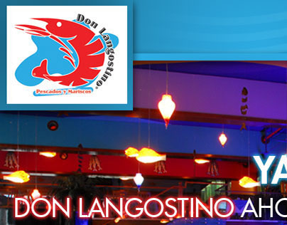 Restaurante Don Langostino | Emailing