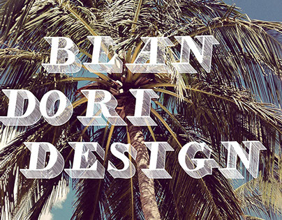 Blandori Design Branding