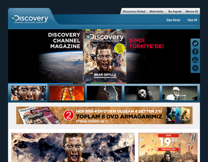 Discovery Channel Magazine