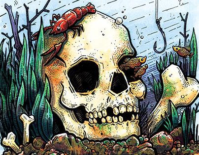 Sunken Skull