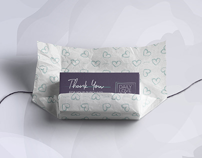 Daily Love Journey – Brand Visuals