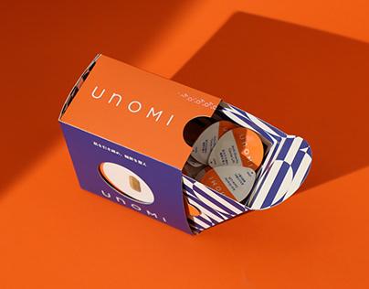 Unomi Health Care Rebranding & Packaging