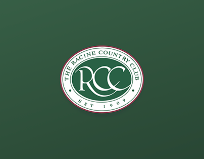 Brochure: Racine Country Club