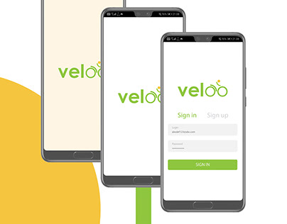 veloo - app for cyclists
