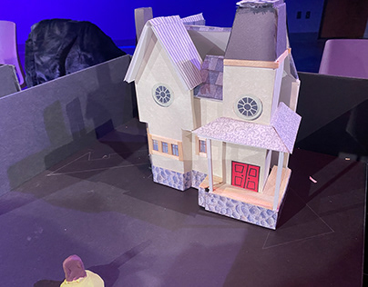 THT 322A Scenic Design | Final Project Selections