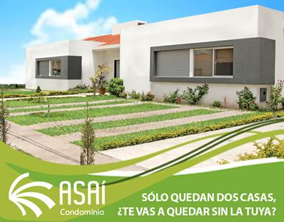 Condominio Asaí - Social Media