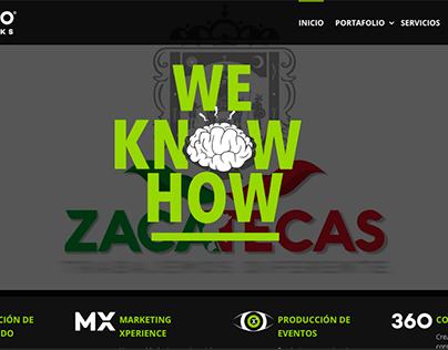 MX360 // DISEÑO WEB