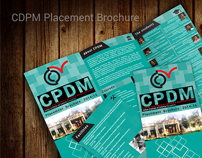 Placement Brochure 2014-15, CPDM, IISc Bangalore