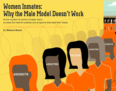 """""""Women Inmates"""": The New York Times"""