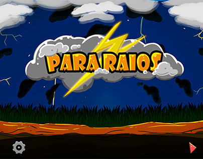 Para Raios Project - Mobile Game for IOS