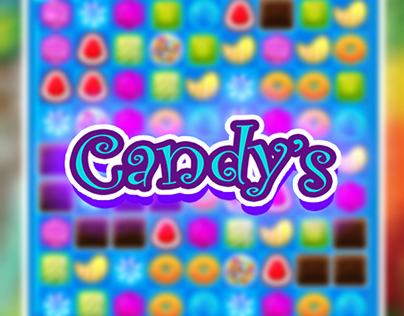 Candy Game Project
