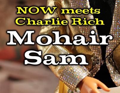 NOW meets Charlie Rich - Mohair Sam