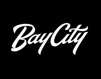 Bay City Logotype