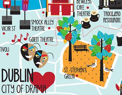 Dublin - City of Drama