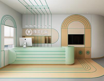 哈喽设计 | FAMILY JOY 早教空间设计