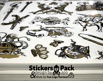 stickers TLP