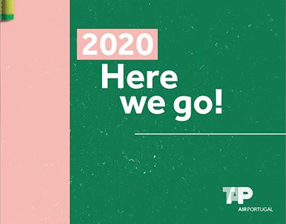 Ano Novo 2020 TAP