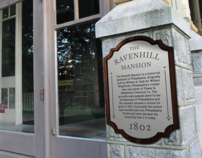 The Ravenhill Mansion Wayfinding System