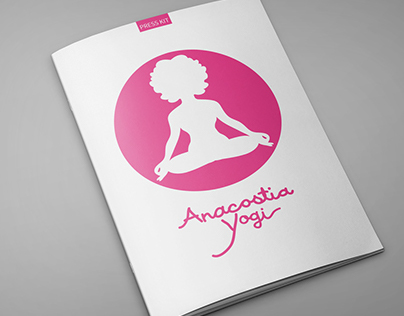 Anacostia Yogi -  Brochure/Press Kit