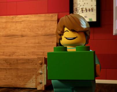 Lego Christmas 2012