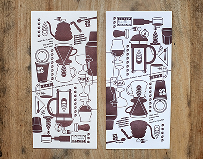 Octane Coffee - Limited-Edition Letterpress Poster