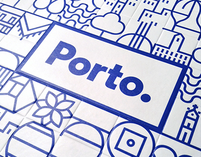 New identity for the city of Porto