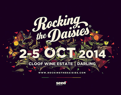 ROCKING THE DAISIES 2014