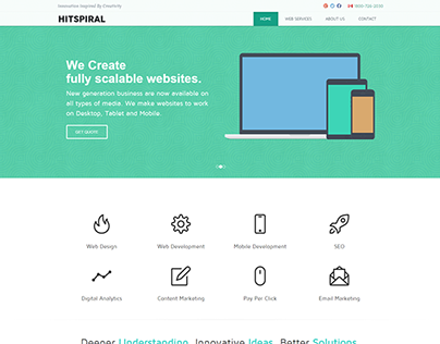 HITSPIRAL - Web Services