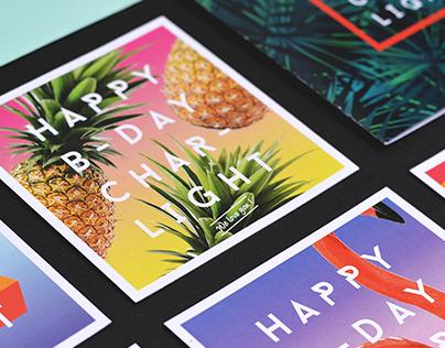 Birthday Card Pack