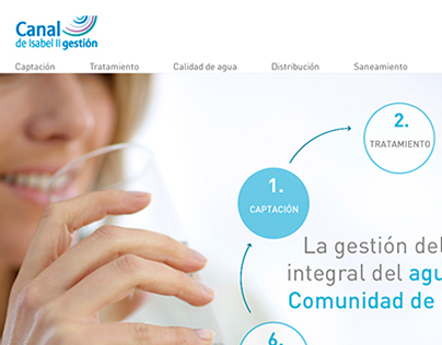 Concurso Canal Isabel II.