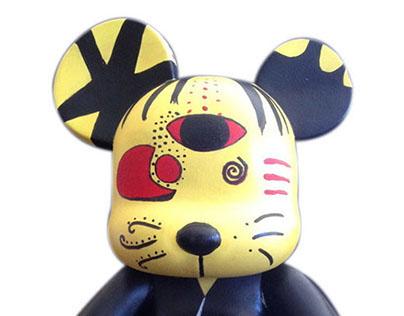 Vinyl Toys Customized
