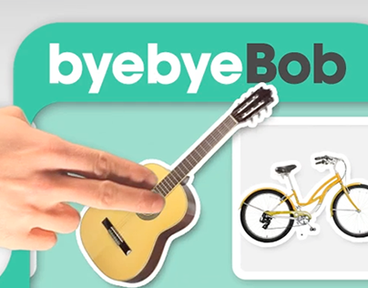 ByeByeBob - site web d'annonces classées